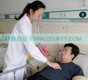 青岛401医院病房图片